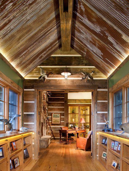 Barn Tin Home Design Ideas, Renovations & Photos