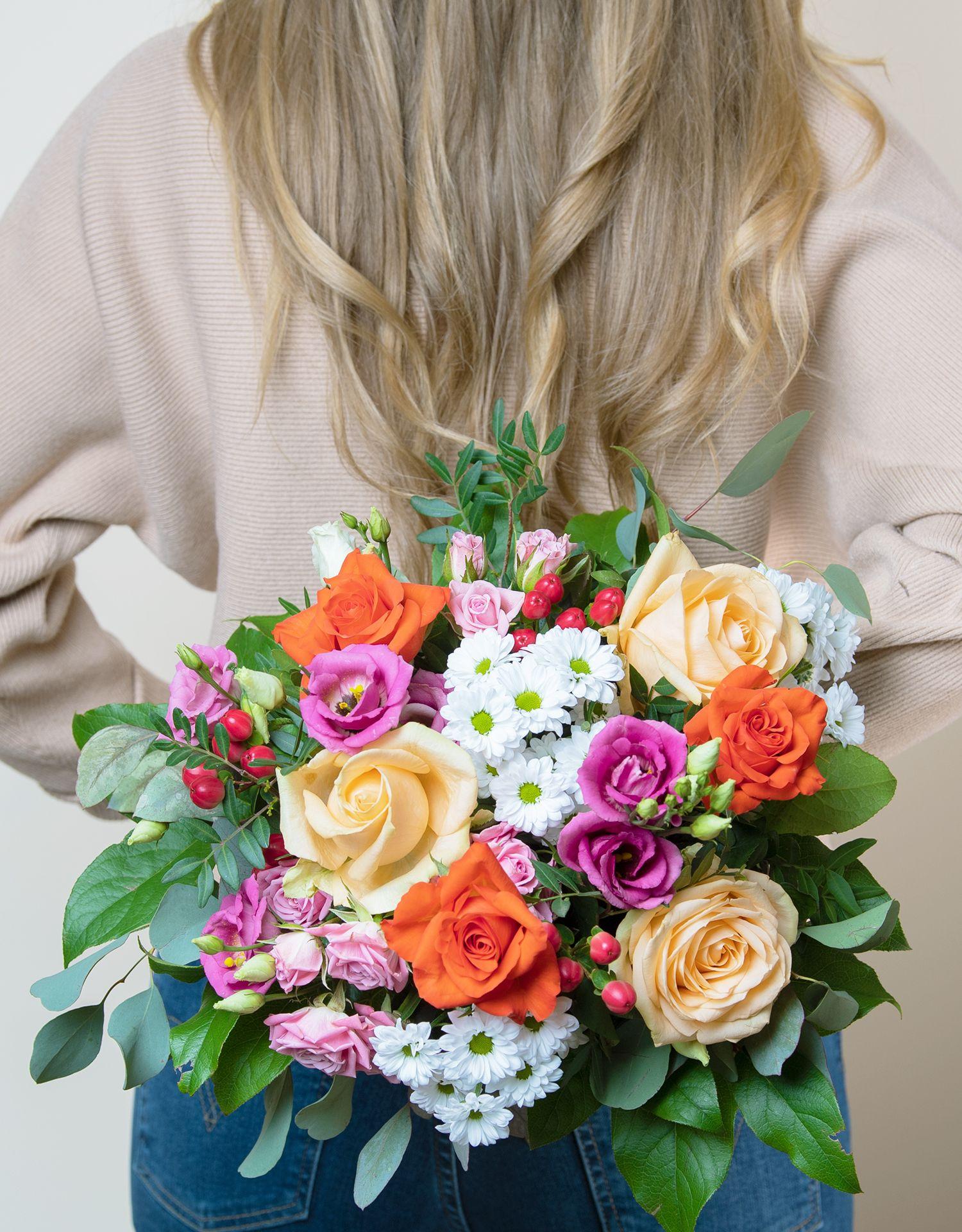 Geschenkidee Zum Muttertag Blumen Von Fleurop Strauss Beschutzerin Blumen Muttertag Geschenkideen