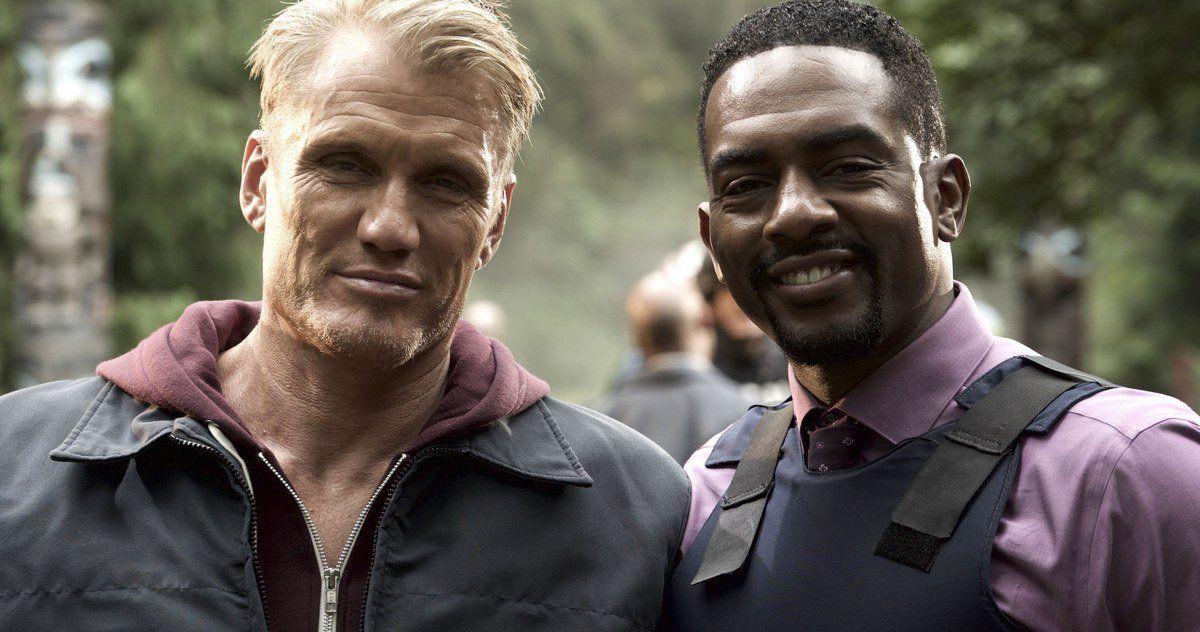 'Kindergarten Cop 2' Preview Goes Undercover with Dolph