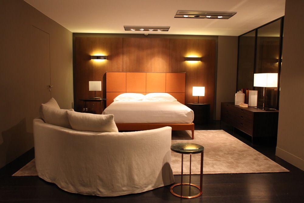 New Alveo bed for Maxalto #MilanDesignWeek2013 #AllByDesign