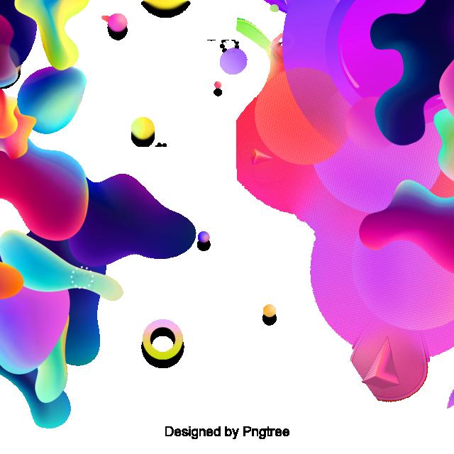 Liniya Png I Psd Cveta Geometrii Yarkogo Cveta Ploskaya Rainbow Color Background Color Lines Free Graphic Design