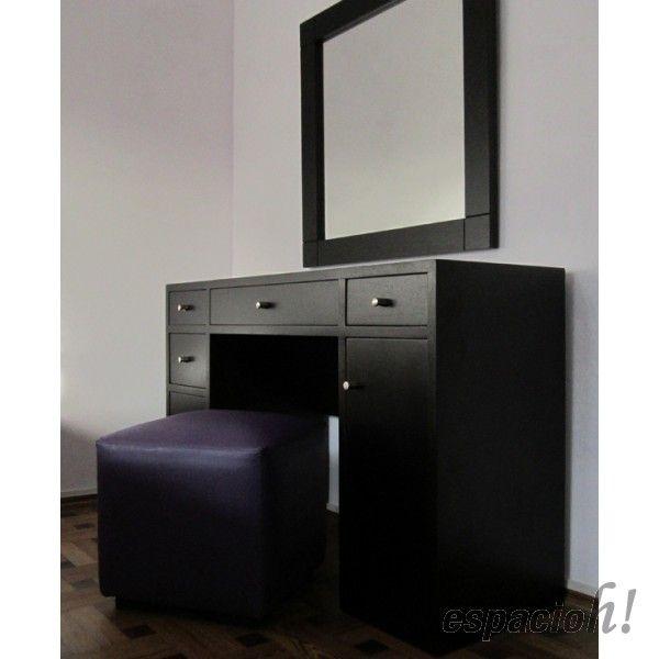 Tocadores de diseo madera impreso de diseo conveniente - Tocador moderno dormitorio ...