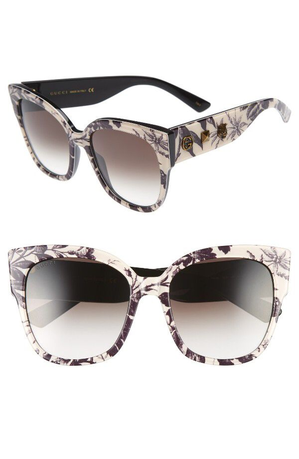 b134c2ee9250 Gucci Gucci 55mm Butterfly Sunglasses available at #Nordstrom | SAHM ...