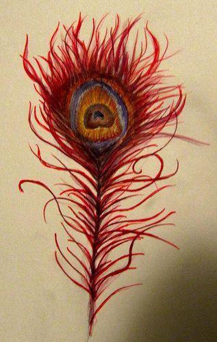 Pluma Del Ave Fenix Buscar Con Google Tattoo Ideas Pinterest