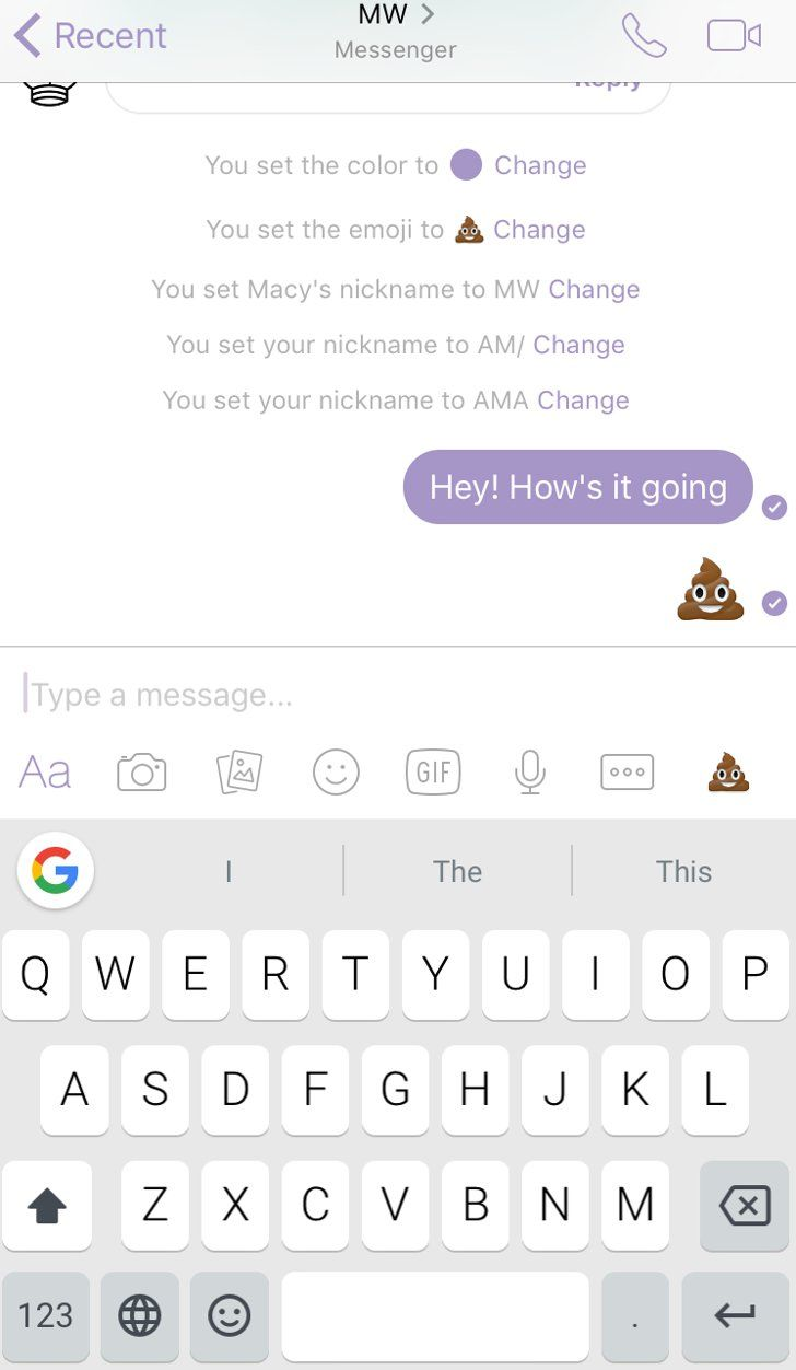 Personalize Your Chats However You Want Group Chat Names Personalised Chat