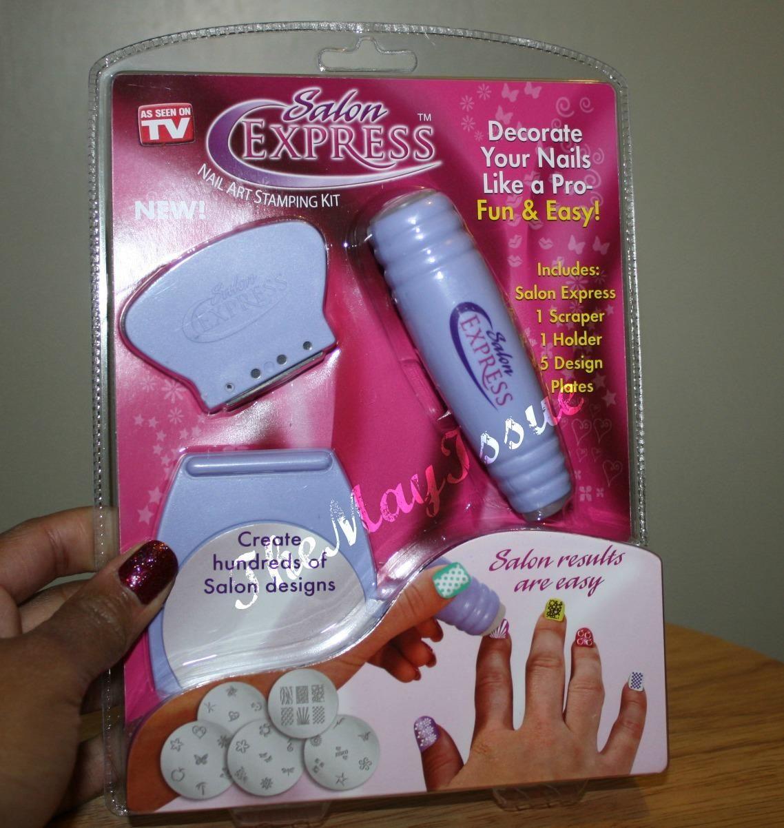Nail Design Kit As Seen On Tv ... | Nail Designs | Pinterest