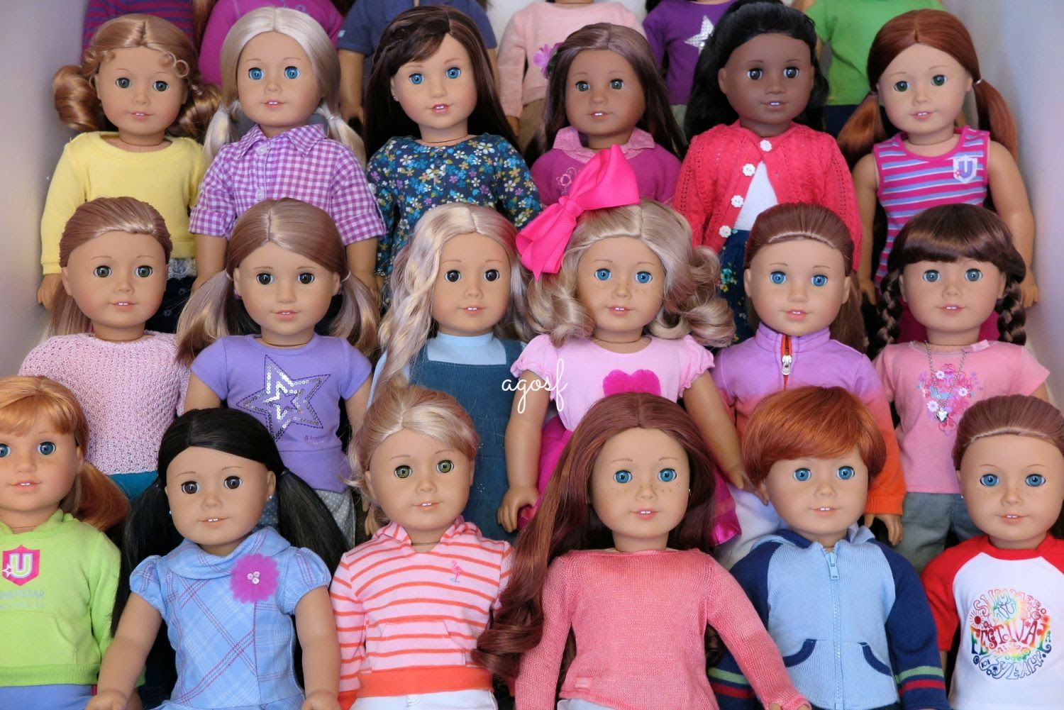 All My American Girl Doll Back To School Outfits Hd Watch