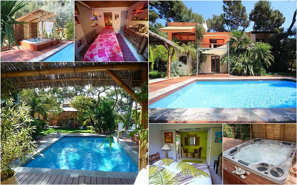ABRICOT CANNELLE chambres du0027hôtes, SPA et Massages, avec une piscine - chambres d hotes france site officiel