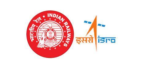 Indian Railway with ISRO