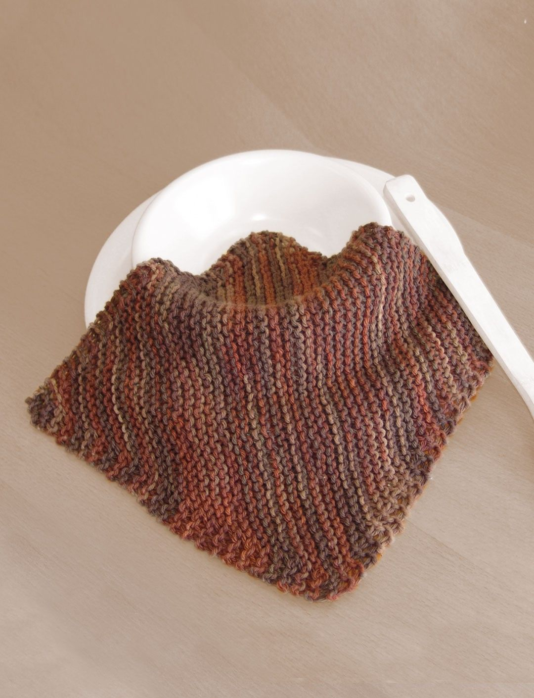 knitting Yarnspirations.com - Lily Dishcloth - Patterns ...