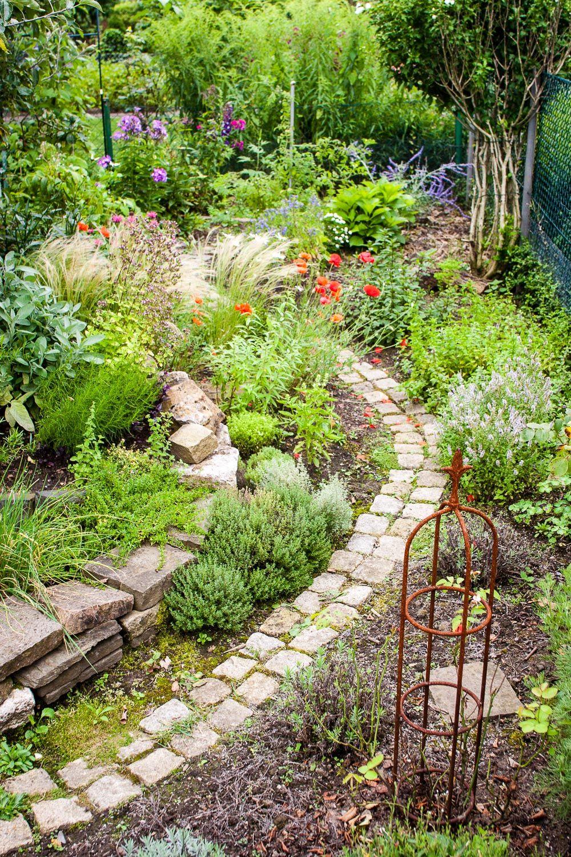 Wie Bekommt Mein Garten Struktur Gartenraume Schaffen Garten Gestalten Gartenraum Garten Bepflanzen