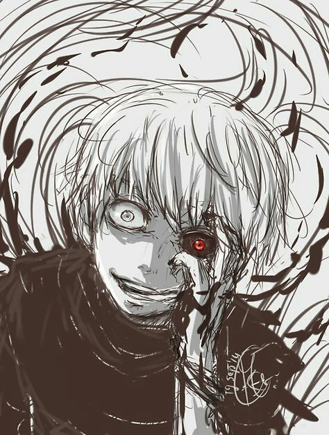 The Wallpaper Of Anime - Tokyo Ghoul