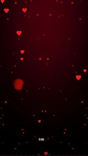Red Effect Particles Animations Videos Effect