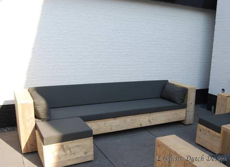 bauholz lounge sofa stuttgart a sofa selber bauen. Black Bedroom Furniture Sets. Home Design Ideas