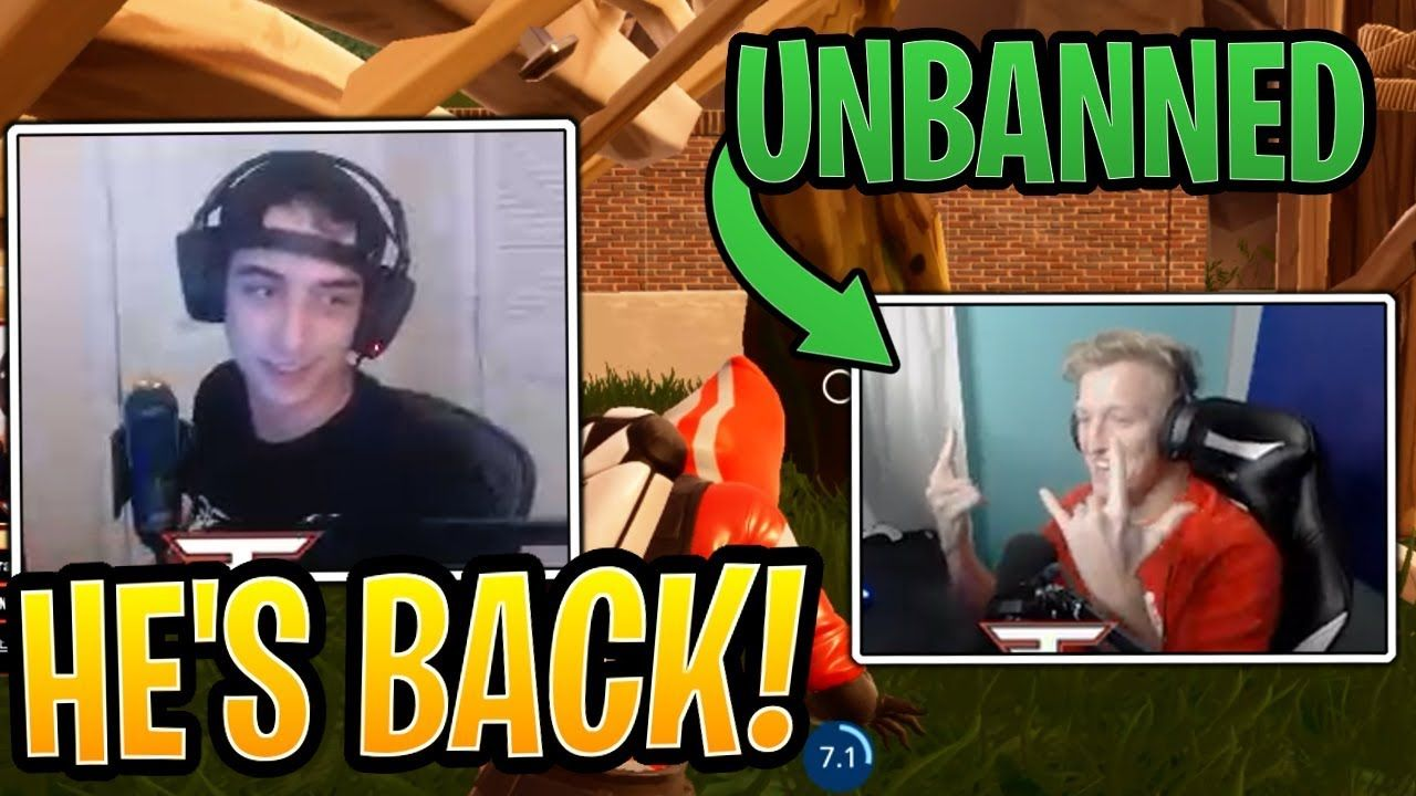 FaZe Cloak Update on Tfue UNBANNED and RETURNING This