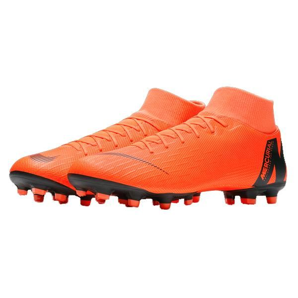 official photos c4e03 fdc0d Nike Mercurial Superfly 6 Academy MG Cleats (Orange)   s⚽️ccer   Soccer  Cleats, Soccer shoes, Soccer