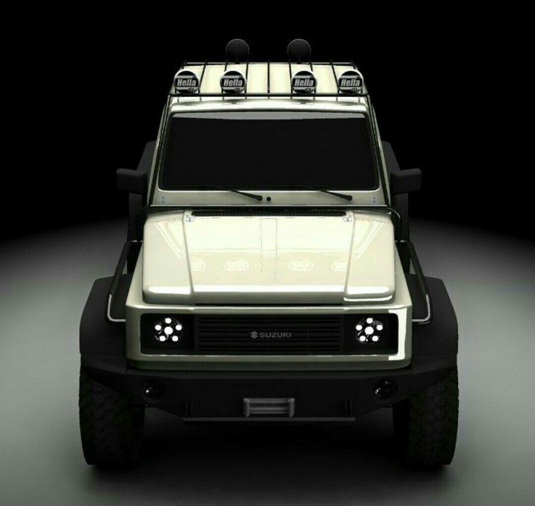 Samurai Kendaraan Mobil