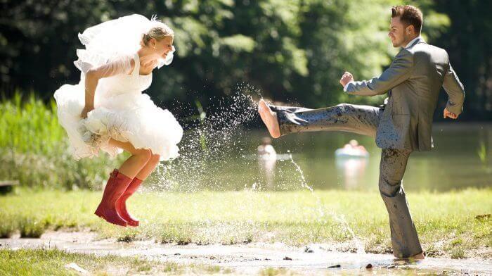 Panik Vor Hochzeit
