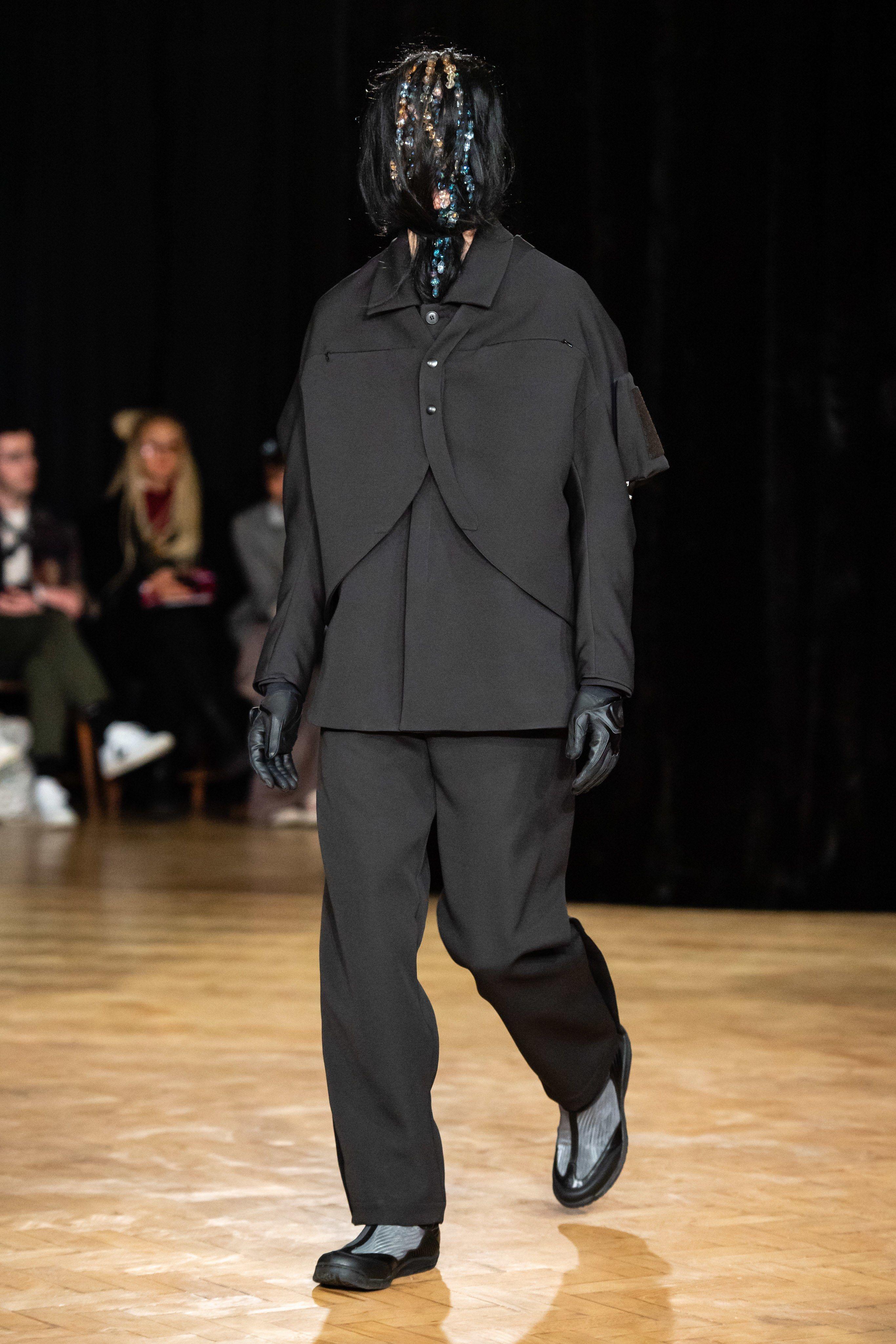 Kiko Kostadinov Fall 2019 Menswear Fashion Show Fashion