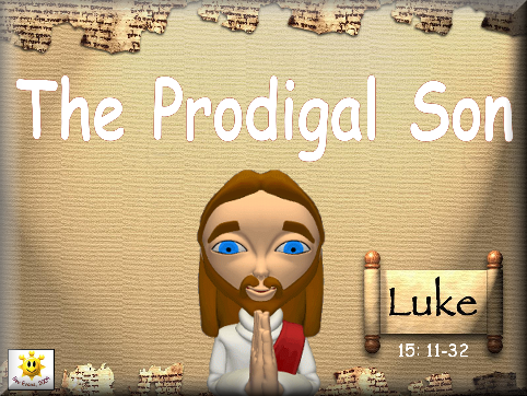 The Prodigal Son | About Sunday School | Pinterest