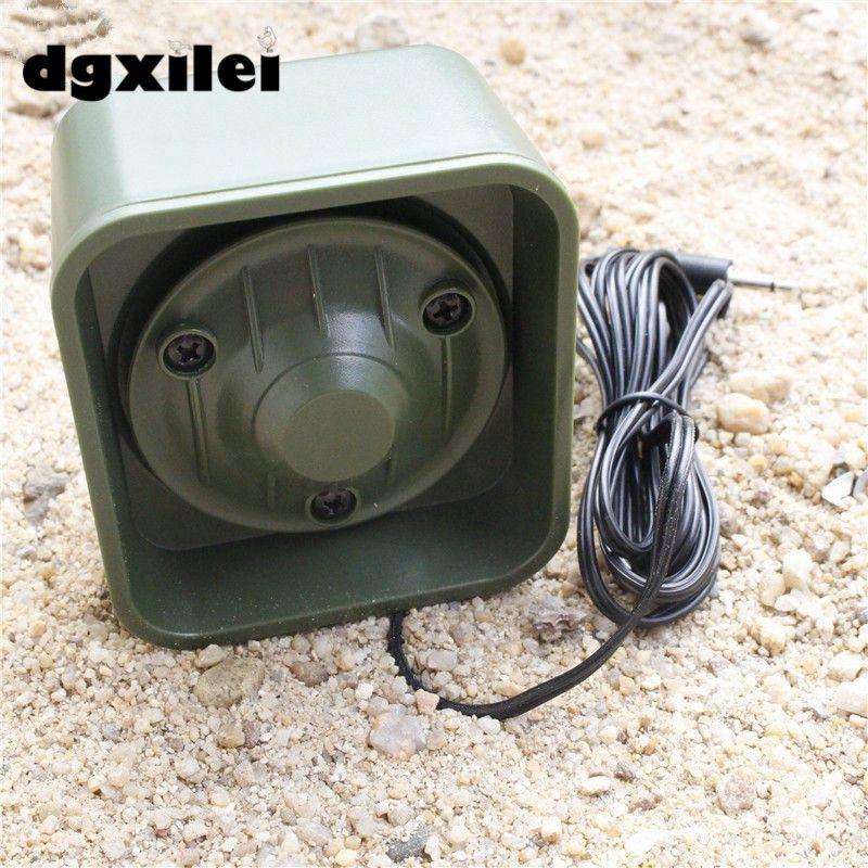 35w Speaker Goose Decoy Sound Mp3 Player Decoy Goose Animal Sounds