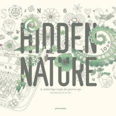 Hidden Nature A Colouring Escape For Gro