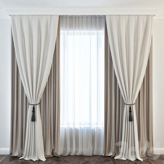 Curtain Con Imagenes Cortinas Largas