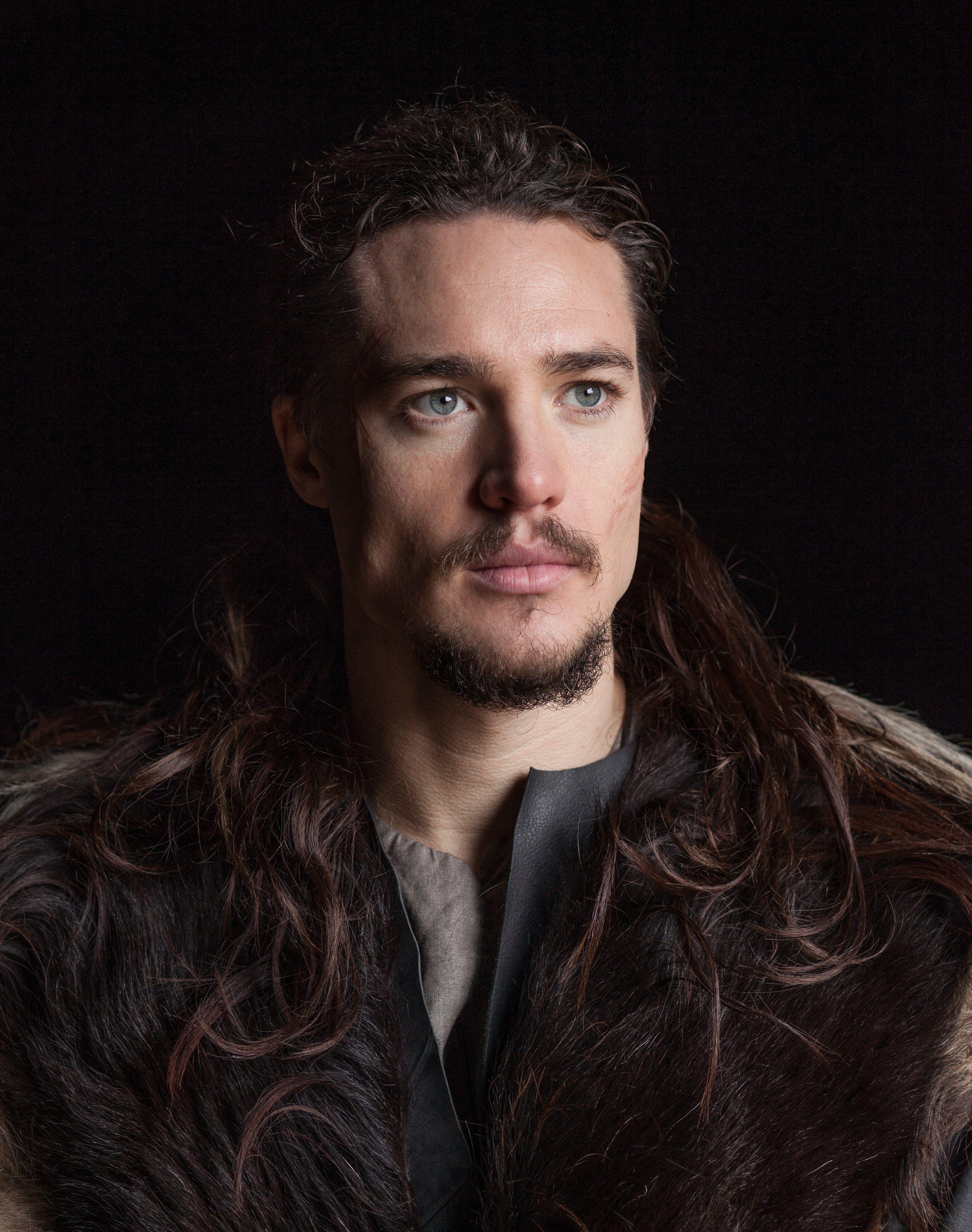 "Alexander Dreymon as Uhtred of Bebbanburg in ""The Last Kingdom"" Season 1 From http://www.farfarawaysite.com/section/lastkingdom/gallery1/gallery2/gallery.htm"