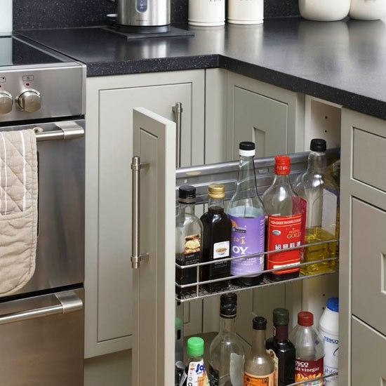 images about ideas for the kitchen on,Contemporary Kitchen Storage,Kitchen cabinets