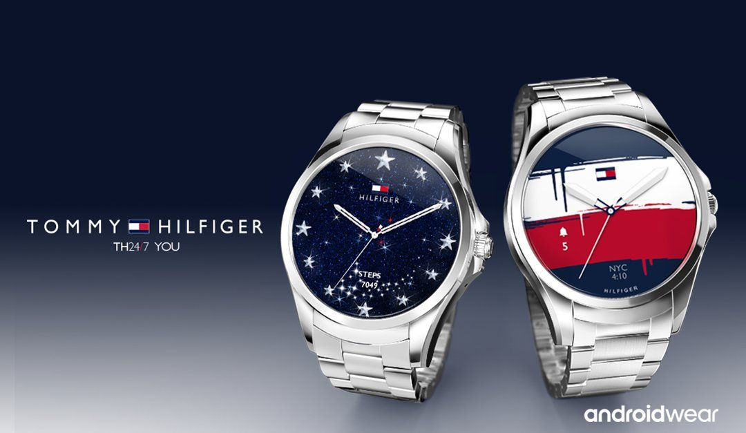 Movado's Third Smartwatch Is The Tommy Hilfiger TH247You