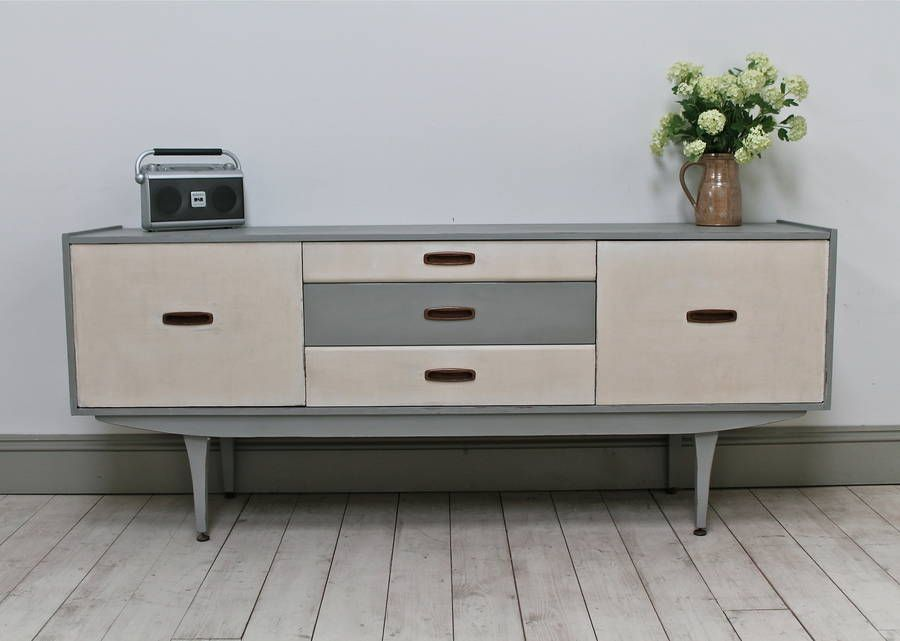 painted retro sideboard - Google Search - Painted Retro Sideboard - Google Search Retro Furniture