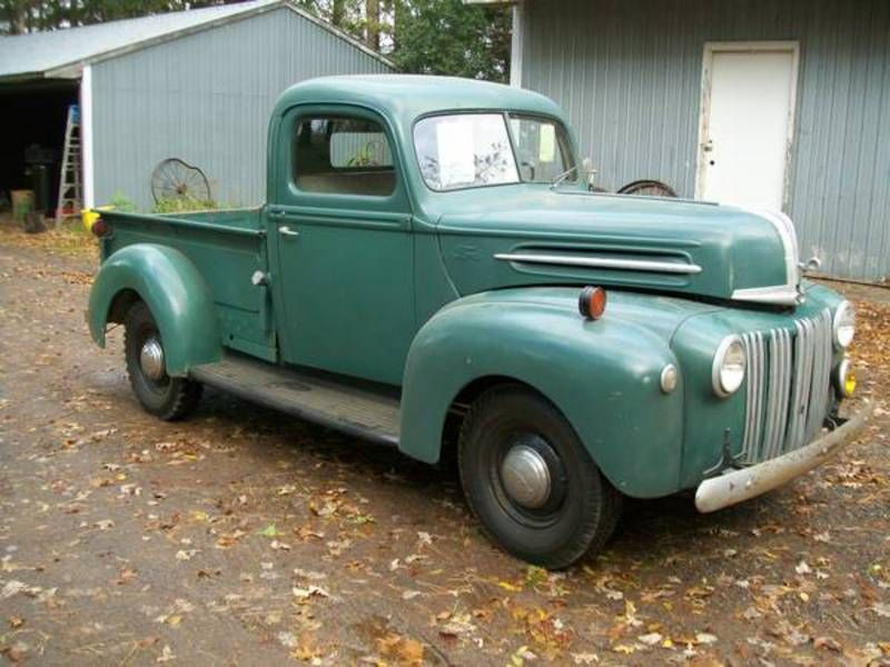 For Sale 1945 Ford Truck Mora Minnesota Oldcaronline Com