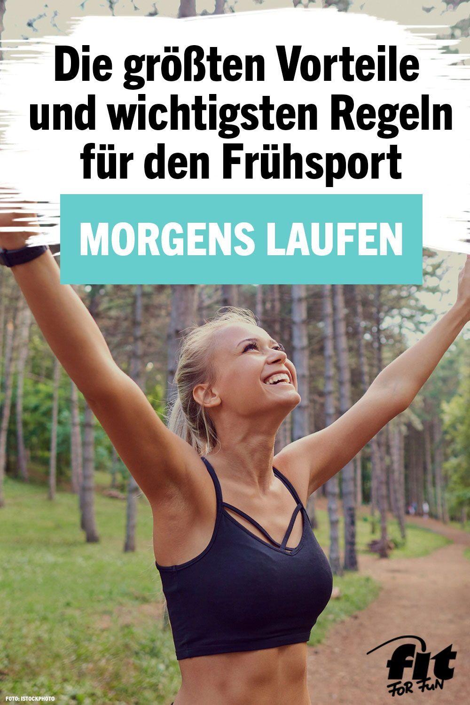 Photo of Morgens laufen: Die größten Vorteile und wichtigsten Regeln – FIT FOR FUN