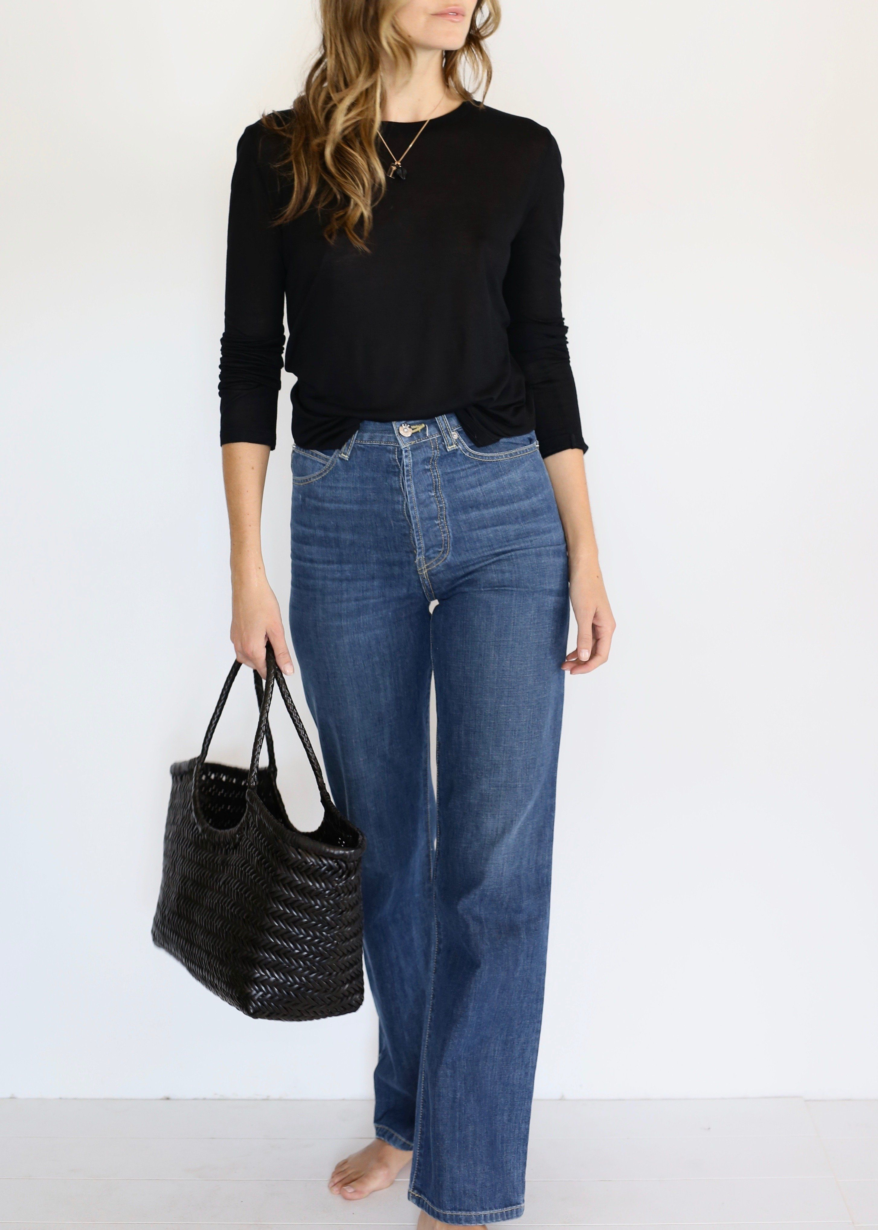 Juliette high-rise straight-leg jeans Eve Denim N1jMd6T