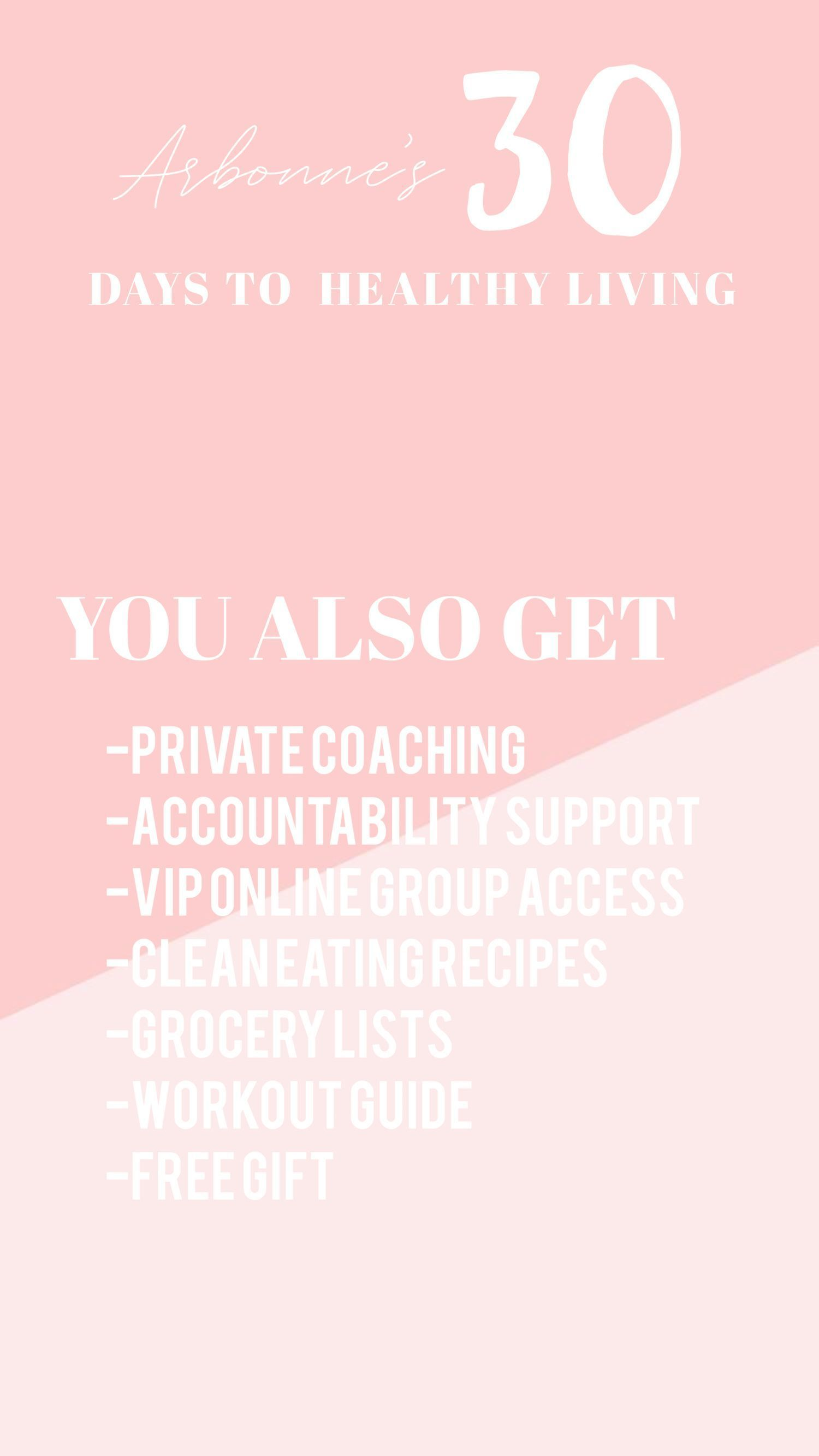 30 days to healthy living Instagram story Arbonne business opp 30 days to healthy living Instagram story Arbonne business opp