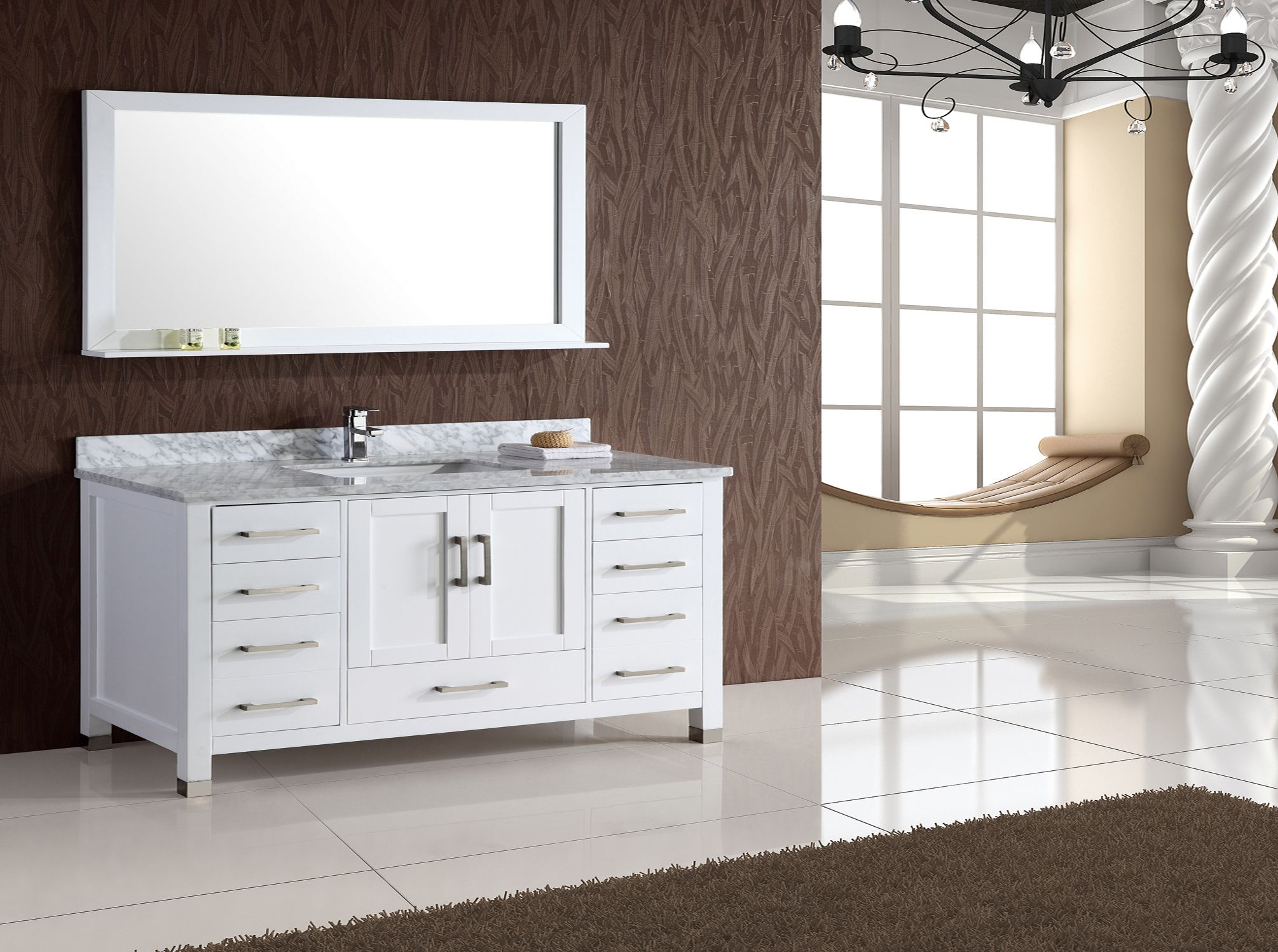 lune imports double to contemporary bathroom cabinets jwh regard for vanity sink white with grand modern home vessel amazing single vanities attractive depot