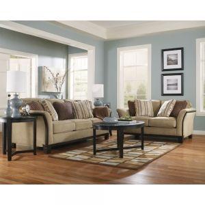 Living Room Sofa & Loveseat