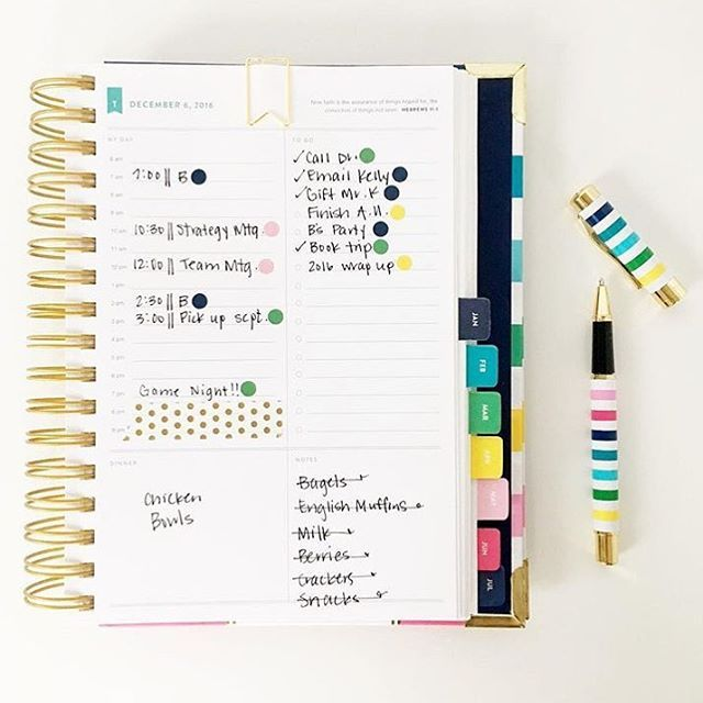 image relating to Emily Ley Planners known as Get your Simplified Planner at present at