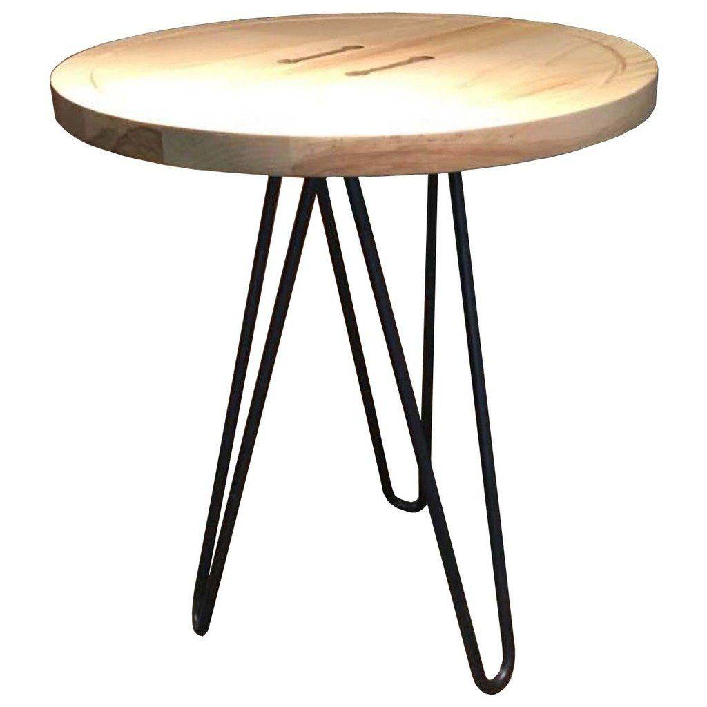 Tengchang Solid Iron Metal Bar Baking Finish Hairpin Legs Table Desk Bench Hairpin Table Legs Black 30 /…