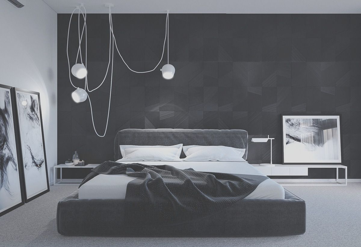 31 Bedroom Decor Ideas Inspirations That Inspires Your Mind Black Bedroom Decor Modern Bedroom Design Black Bedroom Design Bedroom decor ideas black
