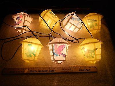Vintage Tiki Lantern String Lights Followitfindit