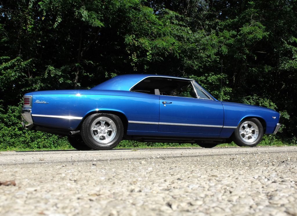 67 chevy chevelle malibu--had a 66 chevelle ss this color as my ...