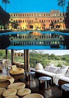 Fairmont Mara Safari Club Mejor Hotel De Kenya Africa Rankeen