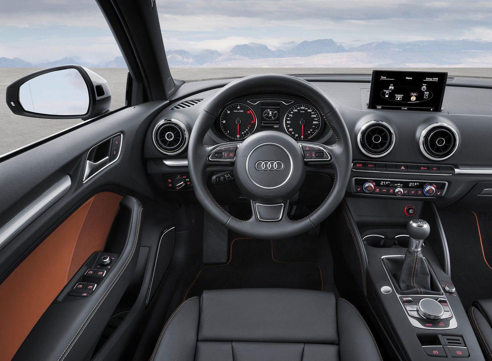 Audi A3 Sedan 2013 Audi A3 Sedan Audi A3 Audi