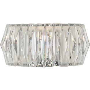 Buy heart of house prism wall light chrome at argos visit buy heart of house prism wall light chrome at argos aloadofball Images