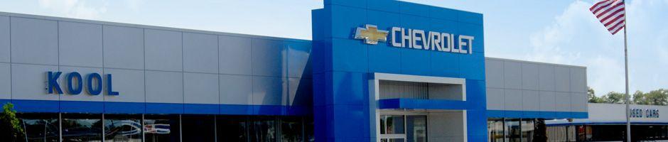 Kool Chevrolet is your Grand Rapids area Chevrolet Dealer
