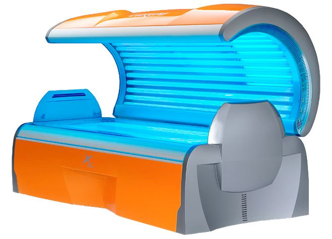 X5 Salon Tanning Bed The Striking And Sturdy Younger Sibling Of The X7 The Luxura X5 Is A Fully Customizable M Tanning Beds For Sale Tanning Bed Tanning Salon