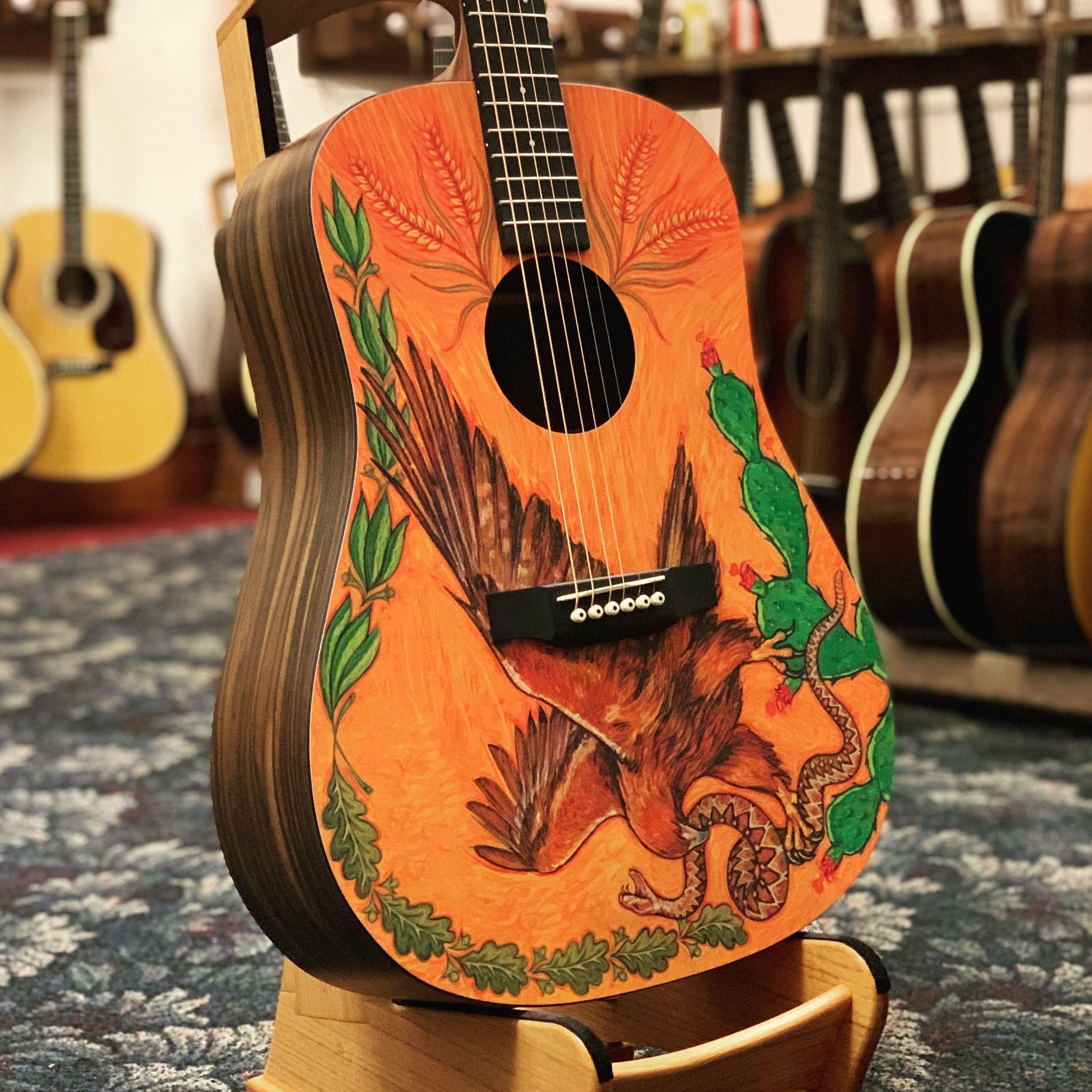 Martin Dxmae 30th Anniversary Guitar With Pickup Guitar 30th Anniversary Anniversary