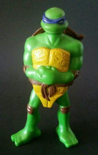 Teenage Mutant Ninja Turtles Tmnt Donatello Figure 2007 Mcdonald S