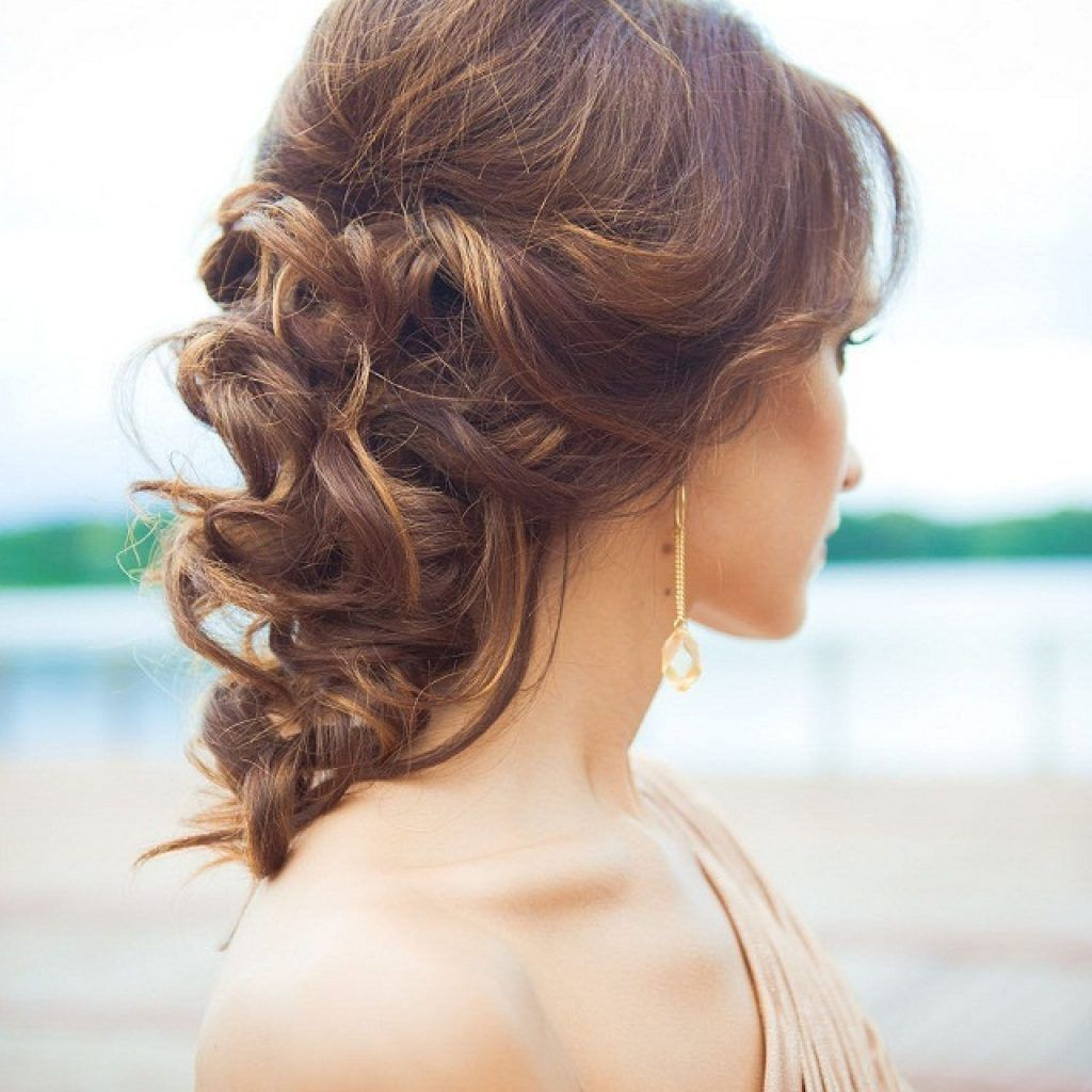Mother Of The Bride Hairstyles For Long Hair as wedding ...